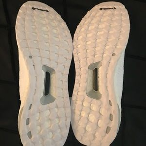 adidas Shoes - NEW A16+ Ultra Boost Adidas White Mens6.5 Woman8 d74bf925e